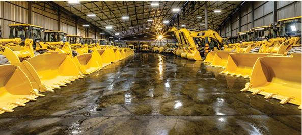 BLC Plant: Africa's Leading Earthmoving Equipment Dealer